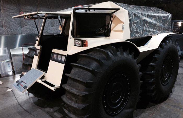 Sherp Atv Latest Russian Atv Atv Vehicles All Terrain Vehicles
