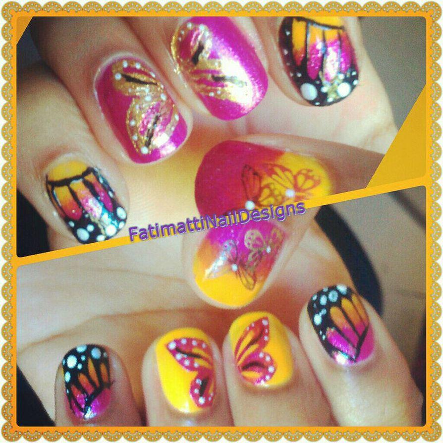 mlp nail art   deviantART: More Like My little pony nail art by ...