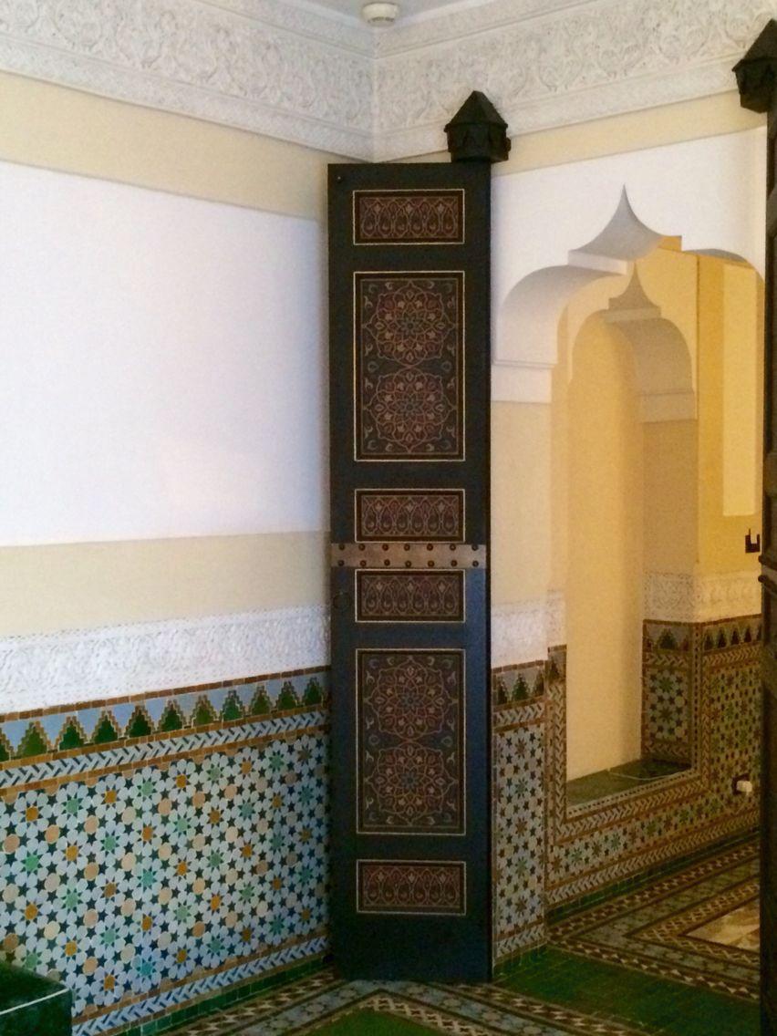 Stunning suite doors