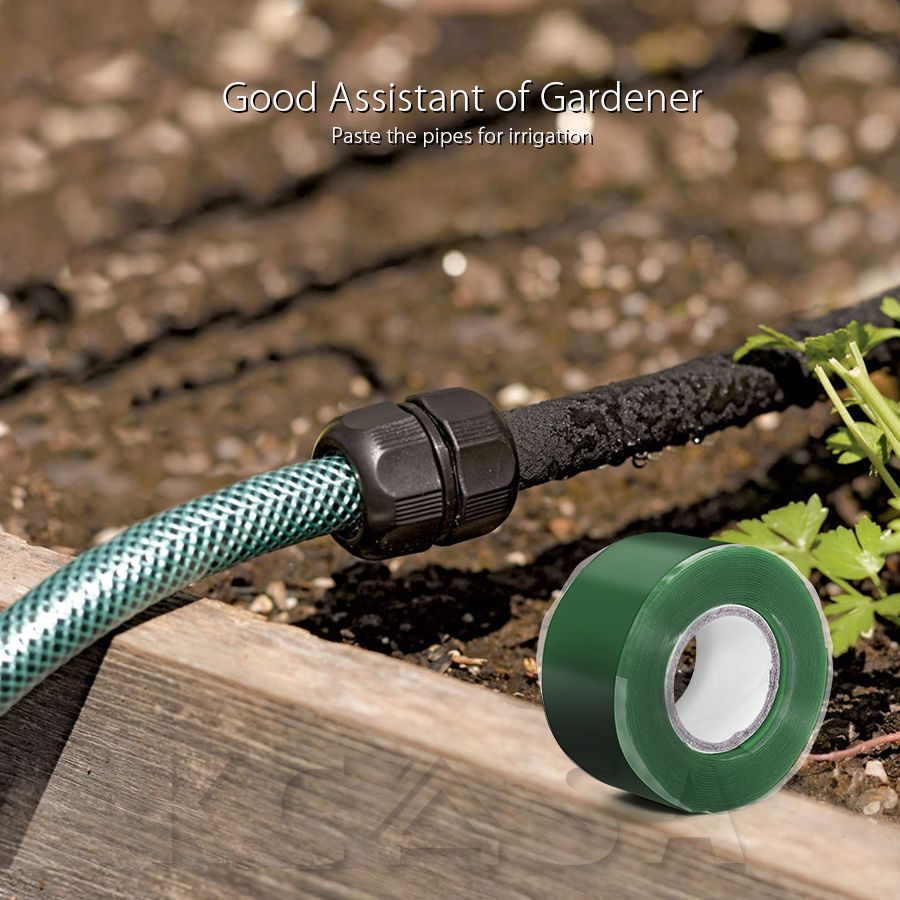 KCASA KC-YS8018 Gardening Universal Tape Useful Waterproof Silicone ...