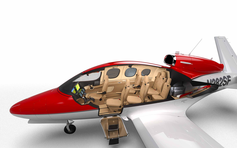 Vision Jet   Cirrus Aircraft   Aircraft design, Private aircraft ...