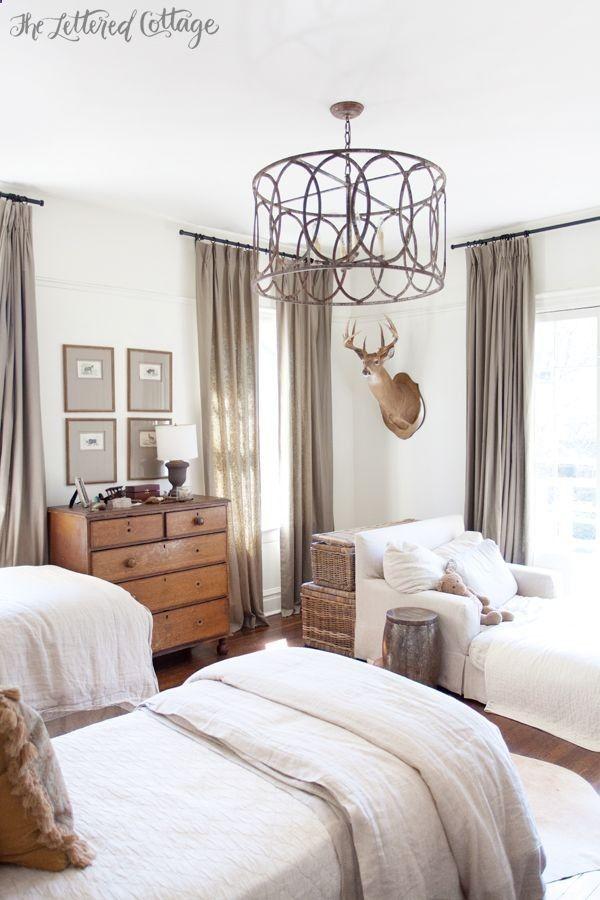 Boys Bedroom | Old House | Chandelier | Light Fixture | Antique ...