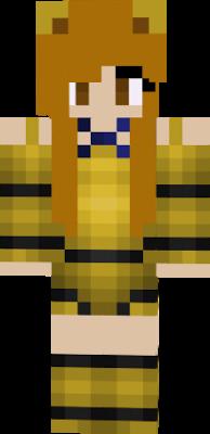 minecraft fnaf girl skins gold freddie - Αναζήτηση Google