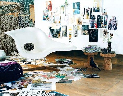 Eames La Chaise Charles Ray Eames Lounge Chair Design Eames