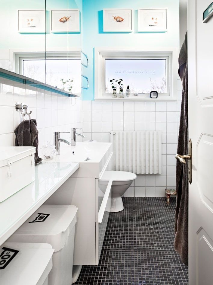 Inspiring bathroom... look at here! -->> Unique Tiny Home ...