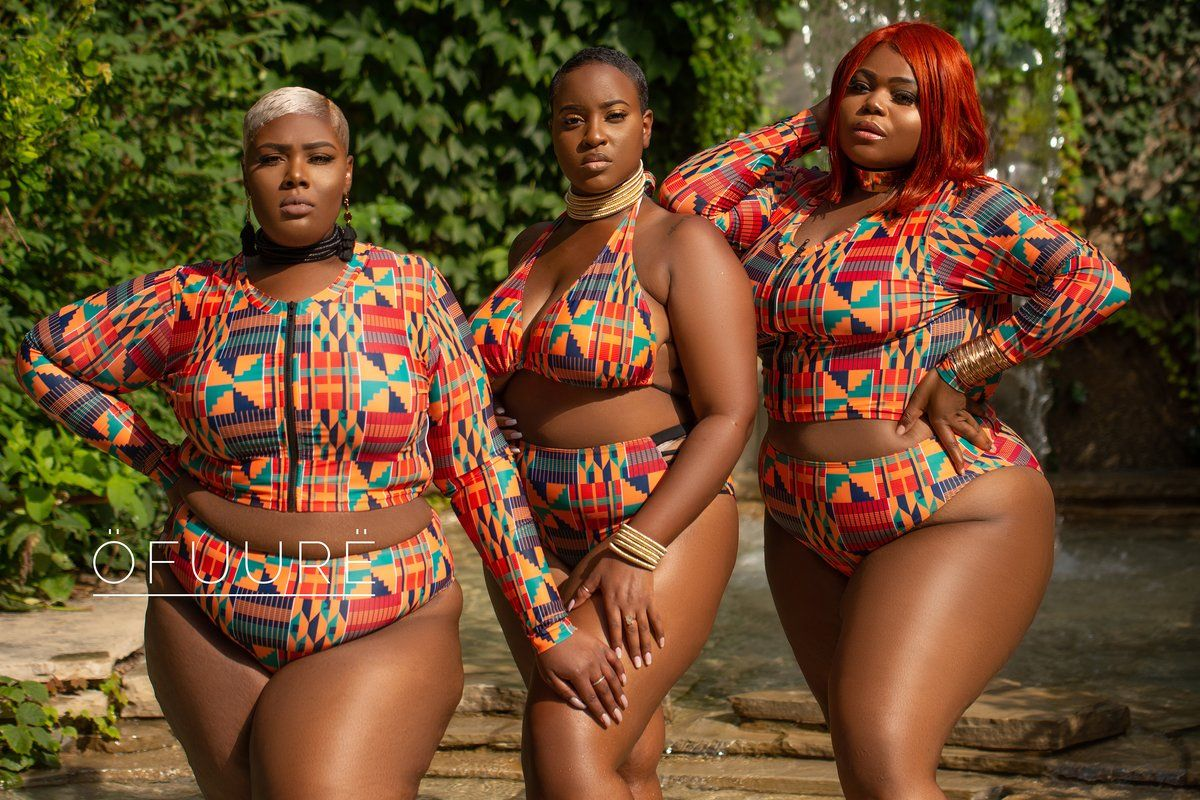 Sade Swimsuit Top Black Girl Fashion Curvy Girl Fashion Fashion