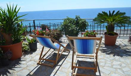 Ferien mit Hund in Ligurien / Ferienhäuser für den Urlaub