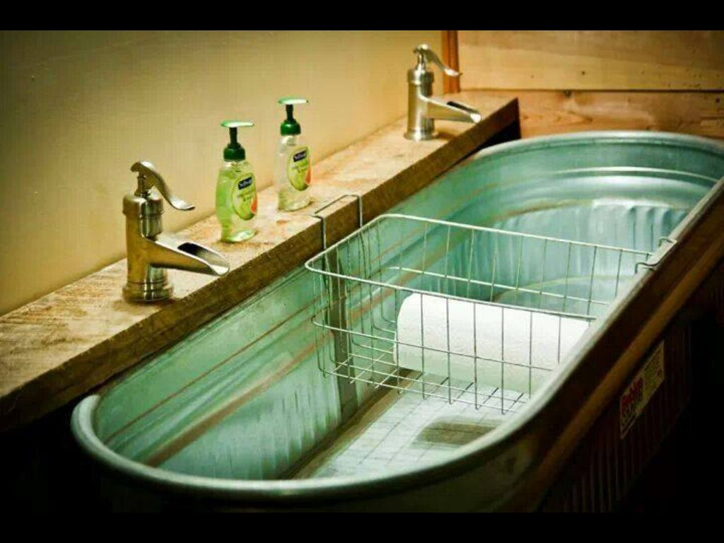 1000+ images about Hot tub on Pinterest | Horse trough, Stock tank ...