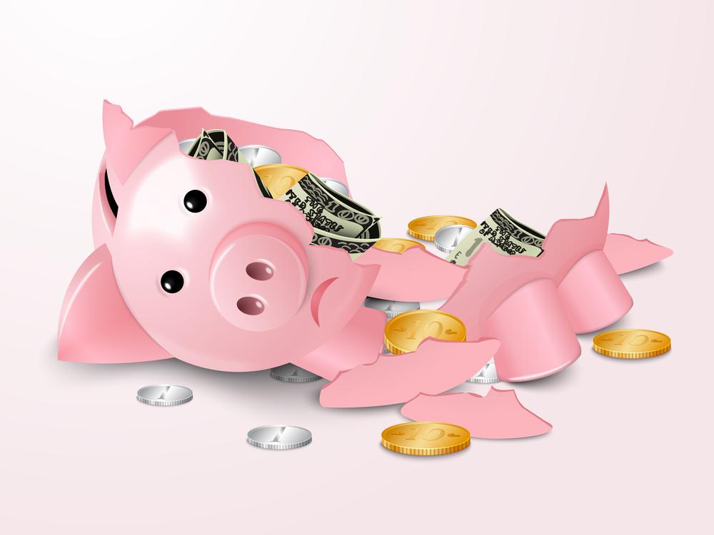 Free Debt Snowball Worksheet Crush Your Debt Faster Piggy Bank Debt Snowball Worksheet Money Safe Box