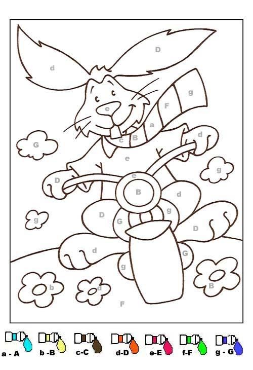 Math-is-Fun-coloring-page-47 | Color by Number for Adults and ...