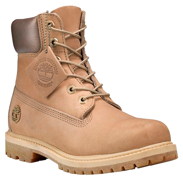 1a6137d763d Timberland® Natural Nubuck with Metallic Collar