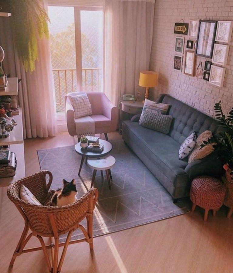 35 Best Solution Small Apartment Living Room Decor Ideas 2019 Minima Small Apartment Decorating Living Room Small Living Room Decor Small Apartment Living Room