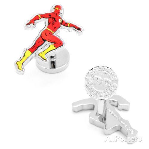 The Flash Action Cufflinks , 1x0.5