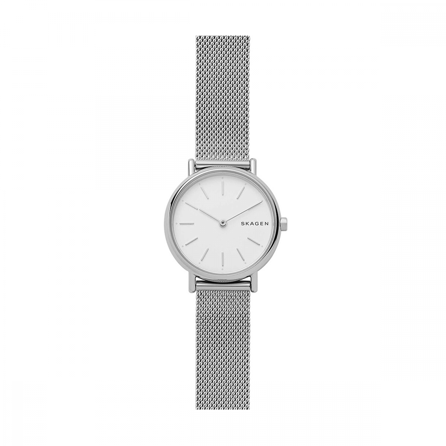 Relógio SKAGEN Signatur Prateado   watches   Pinterest   Watches and ... 1f07c1c6aa
