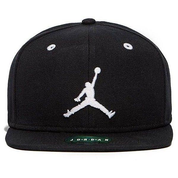 Jordan Jumpman Snapback Cap - Shop online for Jordan Jumpman Snapback Cap  with JD Sports 736c1b9864cc