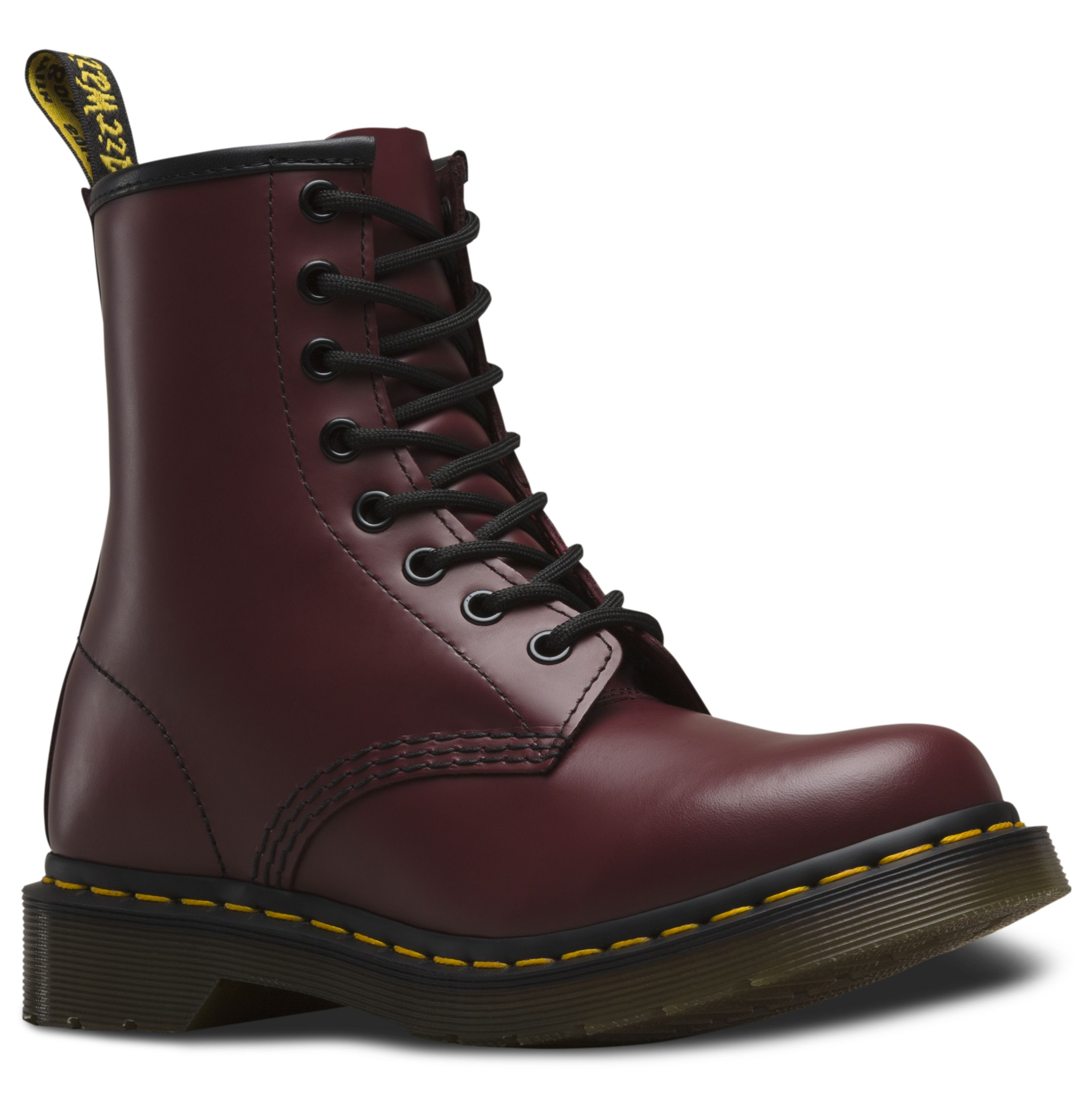 dr martens women 39 s 1460 smooth doc martens smooth and. Black Bedroom Furniture Sets. Home Design Ideas