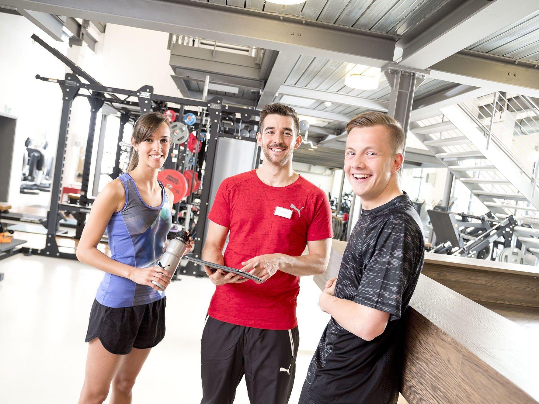 Ausbildung Im Fitnessbereich