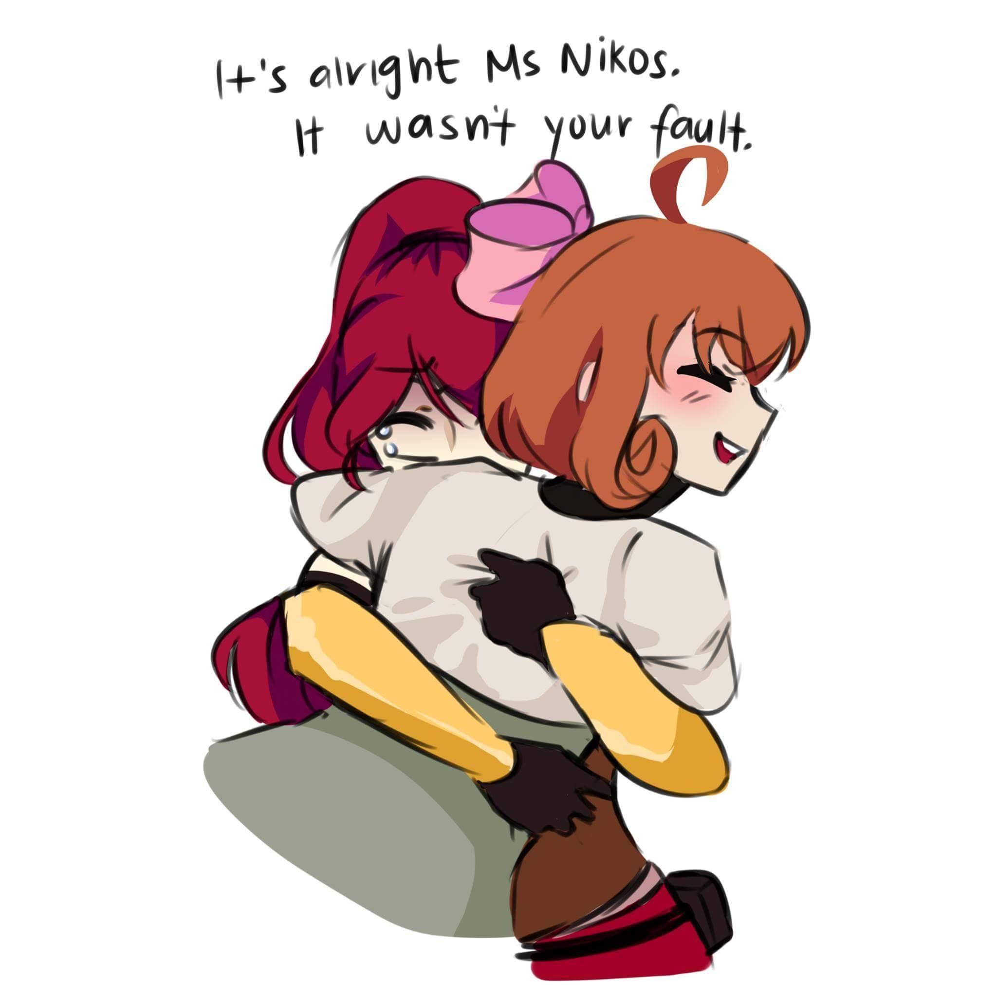 I Heart You Both Meme