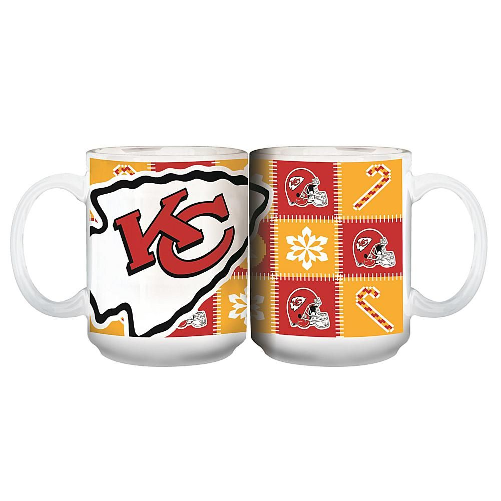 NFL Ugly Sweater Mug - Kansas City Chiefs
