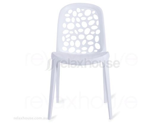 new outdoor moon chair stackable restaurant cafe dining chairs