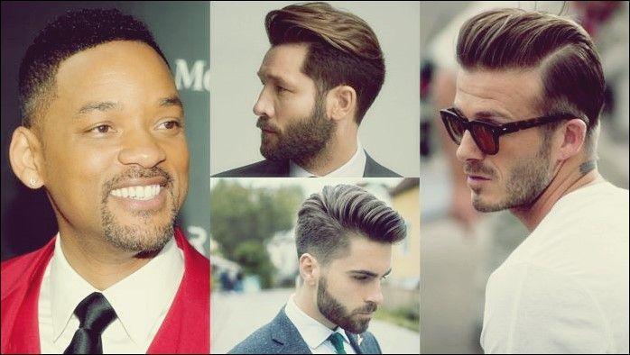 50+ beste Frisuren für Männer - erscheinen jung und frei ...