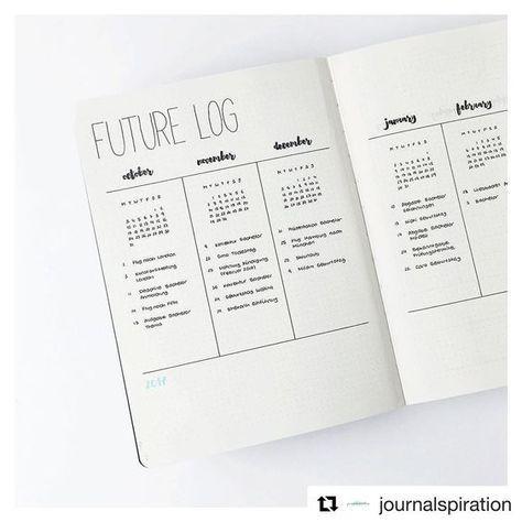 Bullet Journal: organización creativa con una simple libreta