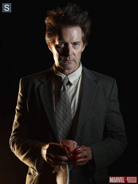 Kyle MacLachlan as (Skye's Father) #AgentsofSHIELD