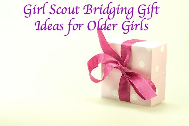 Scout Bridging Gift Ideas For Older Scouts These Are Inexpensive Items That You Do