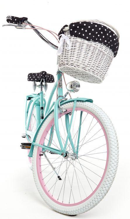 Rower miejski w stylu vintage -model Aloha