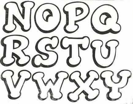 Moldes De Letras Para Imprimir Buscar Con Google Letras Para