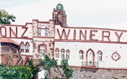 Lonz Winery-Mike Guyot at FishFace Graphics, Inc