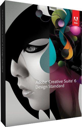 Adobe Creative Suite 6 Design Standard | Insight UK