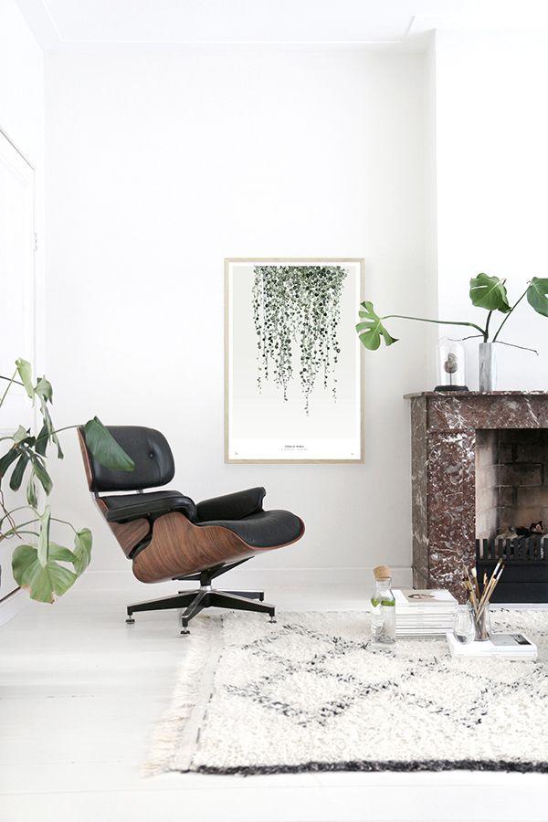 Deko-Flash Frisches Grün für Zuhause Interiors - Wohnzimmer Design Grun