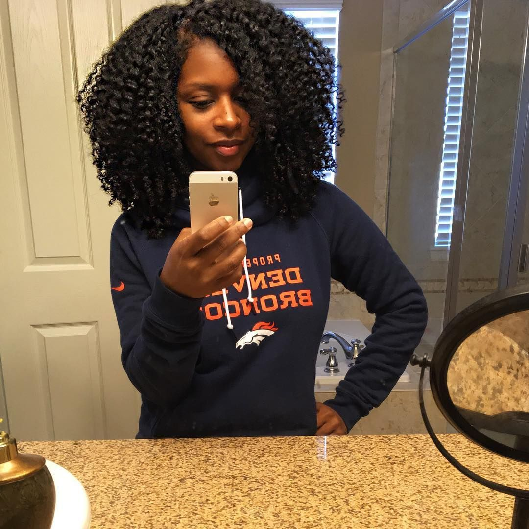 Good morning mahoganycurls washngo denverbroncos