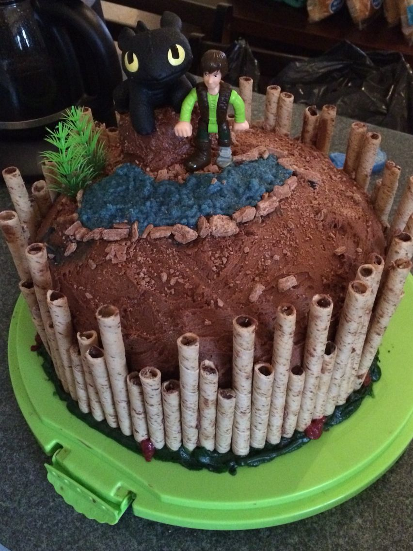 Toothless and hiccup cake birthday ideas pinterest toothless