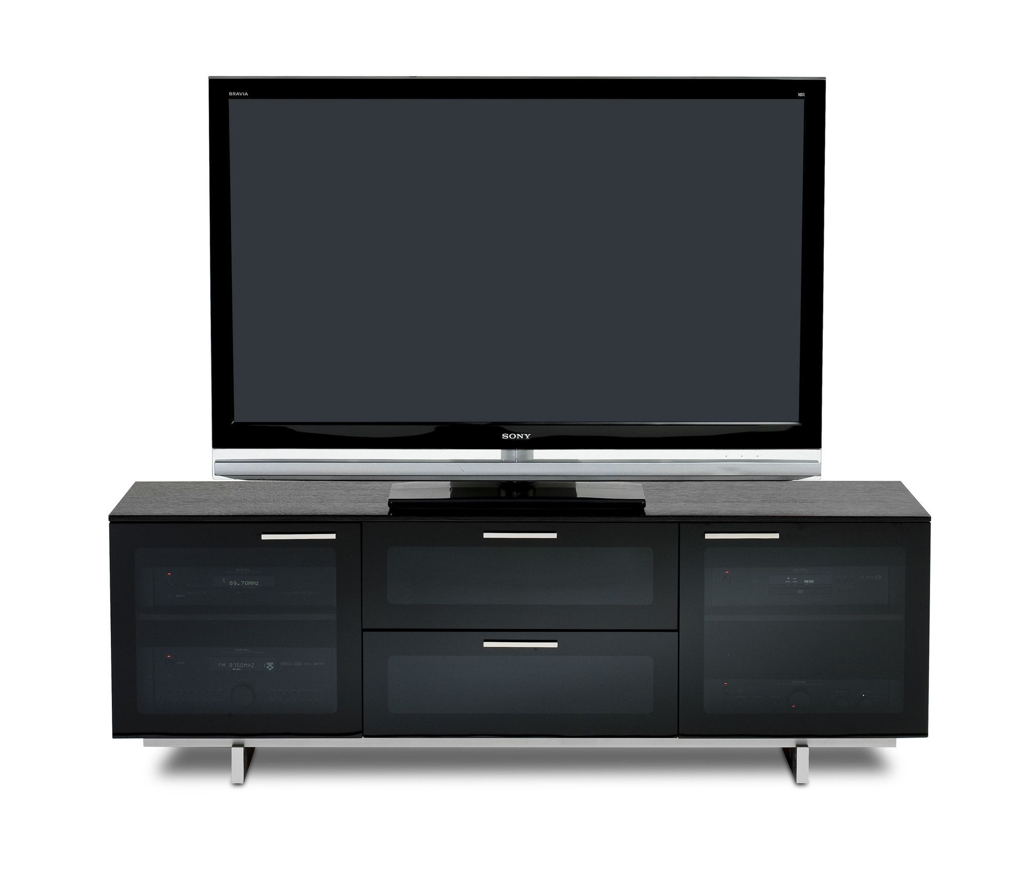 Avion Noir Ii Tv Stand Tv Stand Tv Stand Console 65 Tv