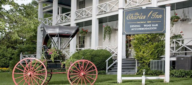 The Charles Inn - Niagara-on-the-Lake, Canada - SniqueAway