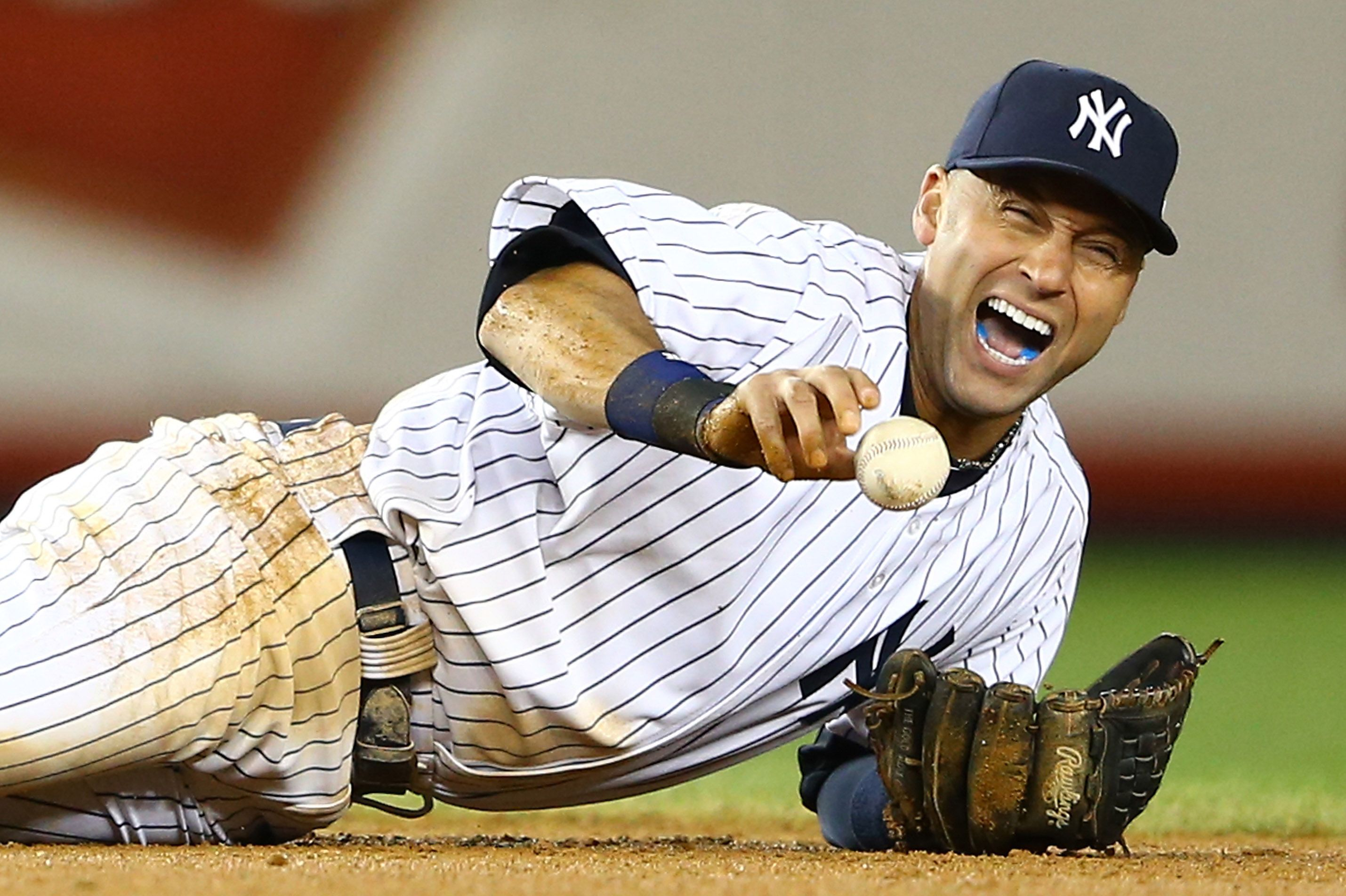 Top 5 Highest Paid Baseball Players in MLB Derek jeter