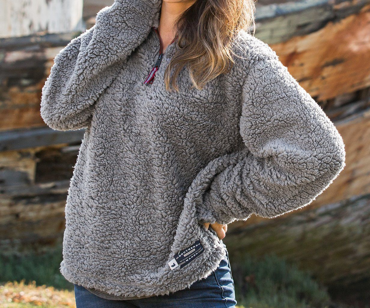 Appalachian Pile Sherpa Pullover | Pullover