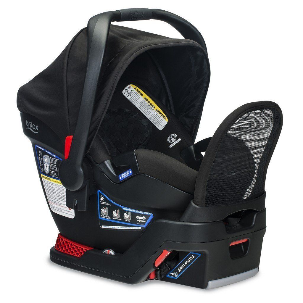 Britax Endeavours Infant Safety Car Seat Circa (With