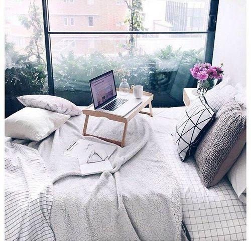 Imagen de bedroom and bed