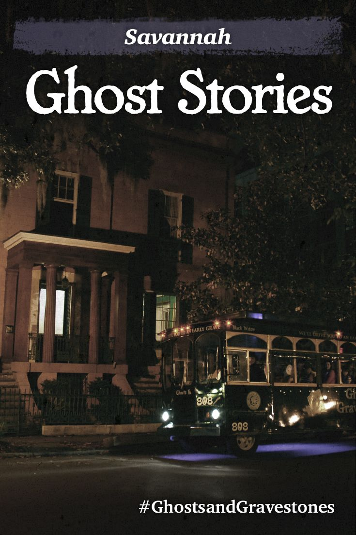 Haunted Places, Ghost Stories