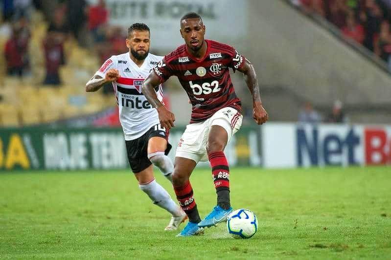 São Paulo cogita oferecer Daniel Alves ao Flamengo em 2020 ...