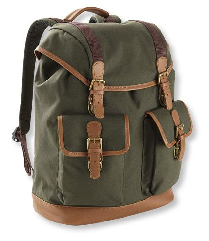 Sportsman S Rucksack L L Bean Travel Backpack And Everyday