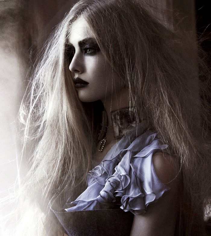 Witch Hairstyles Witch Hair For For Harper's Bazaar Uk Redactor Alison Edmons Hair