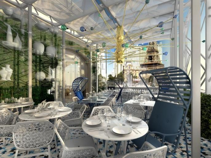 New Las Vegas Restaurant Of The Year Bellagios Original Celebrity