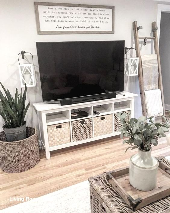 32+ Small farmhouse tv stand type