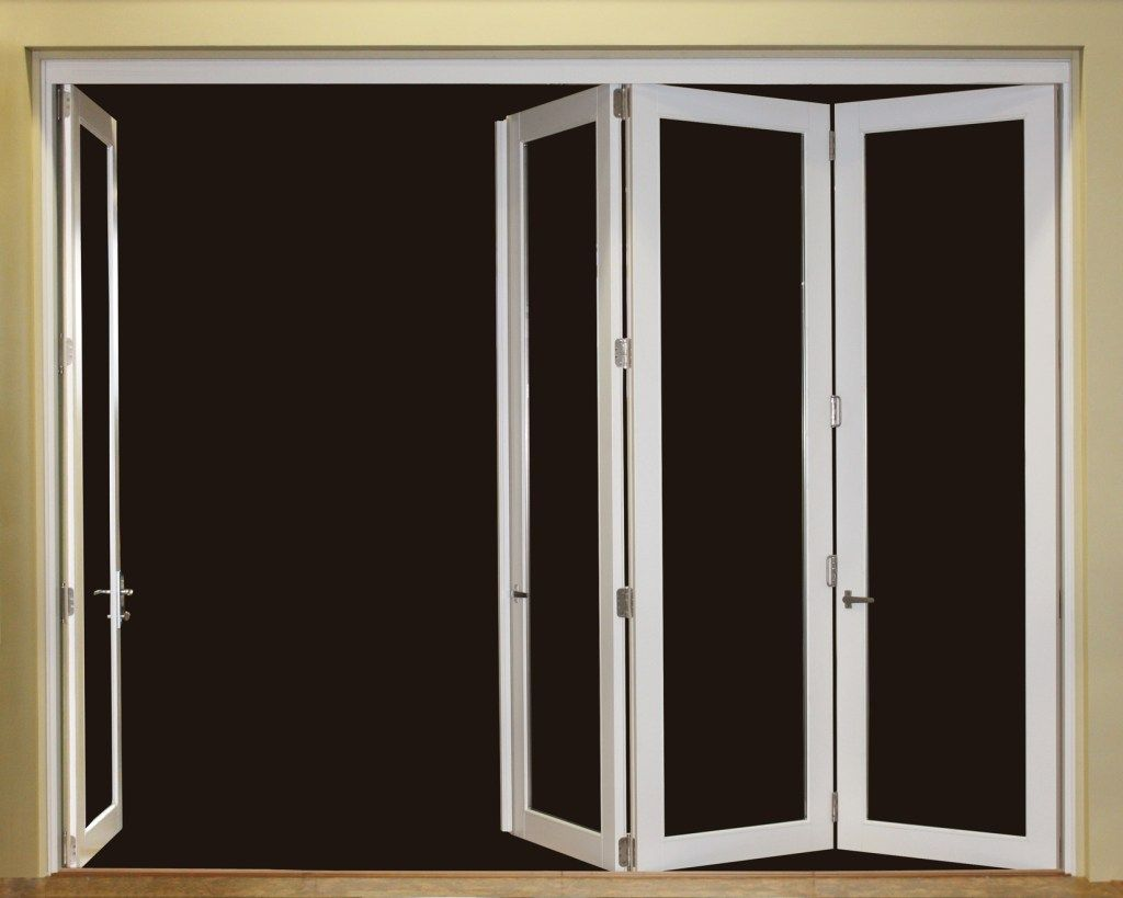 Diffe Types Of Exterior Folding Amp Sliding Patio Doors Pertaining To
