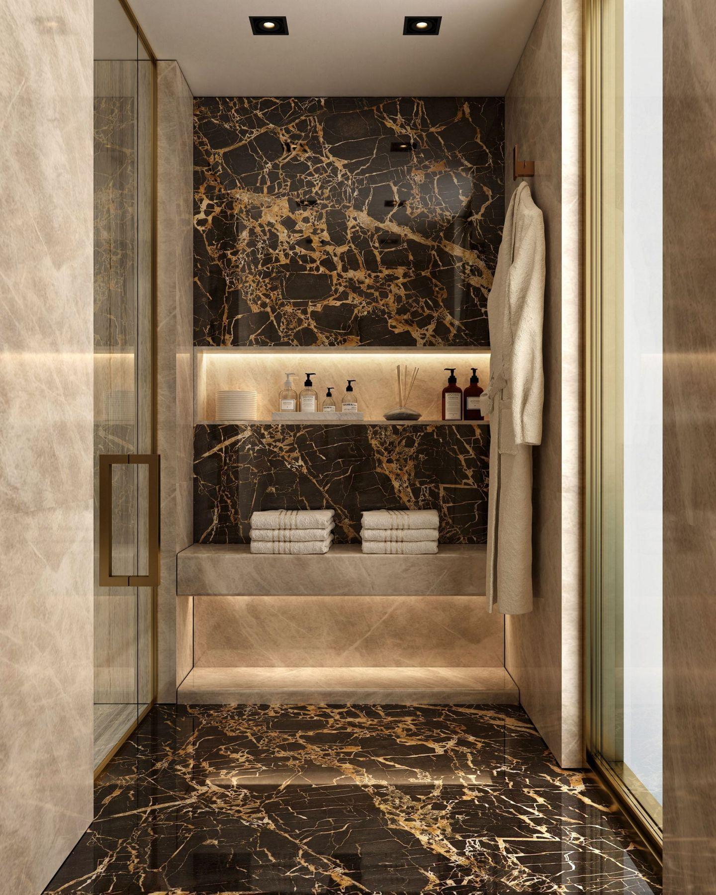 30 Glamorous Bathroom Design Ideas You Never Seen Before