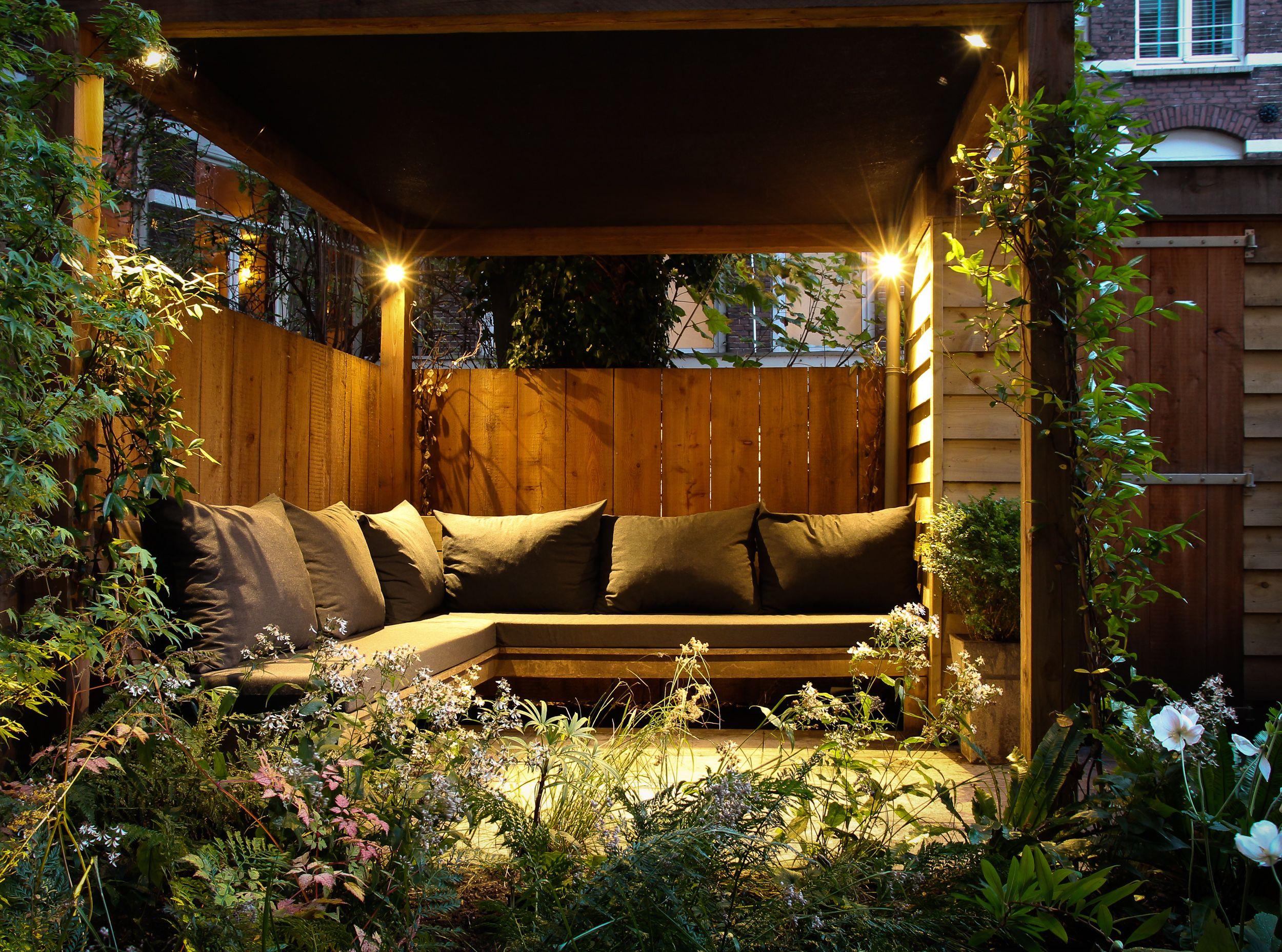 kleine stadstuin - Google zoeken | Tuin | Pinterest | Gardens ...